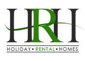 Holiday hom Rentals Logo